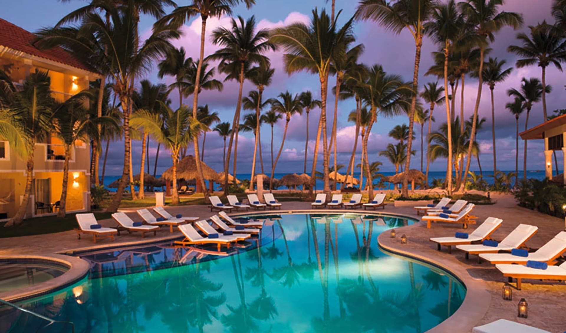 Dreams Palm Beach in Punta Cana:  Dreams Palm Beach - Pool, Swimming pool c Latinconnect
