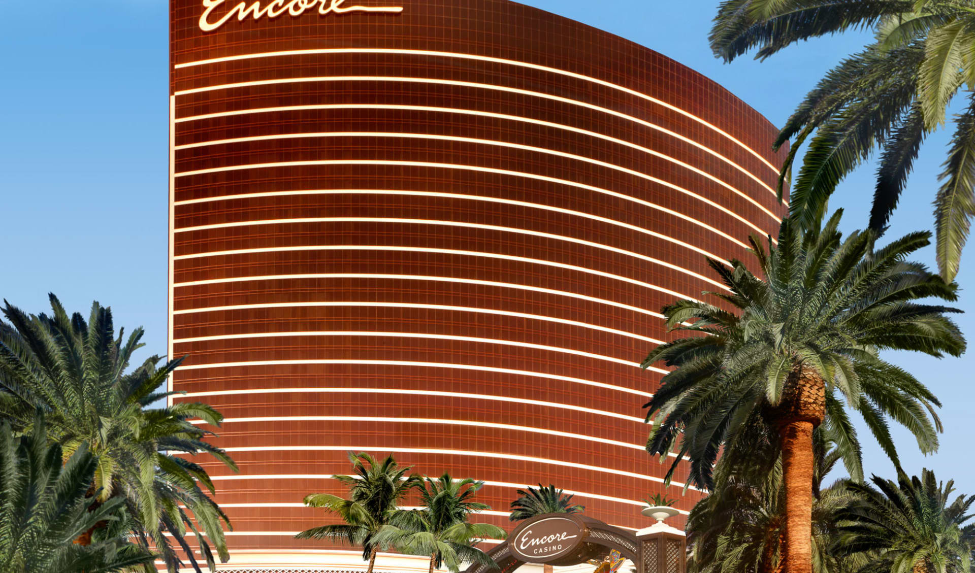 Encore at Wynn Las Vegas:  Encore at Wynn - Foto von Gebäude