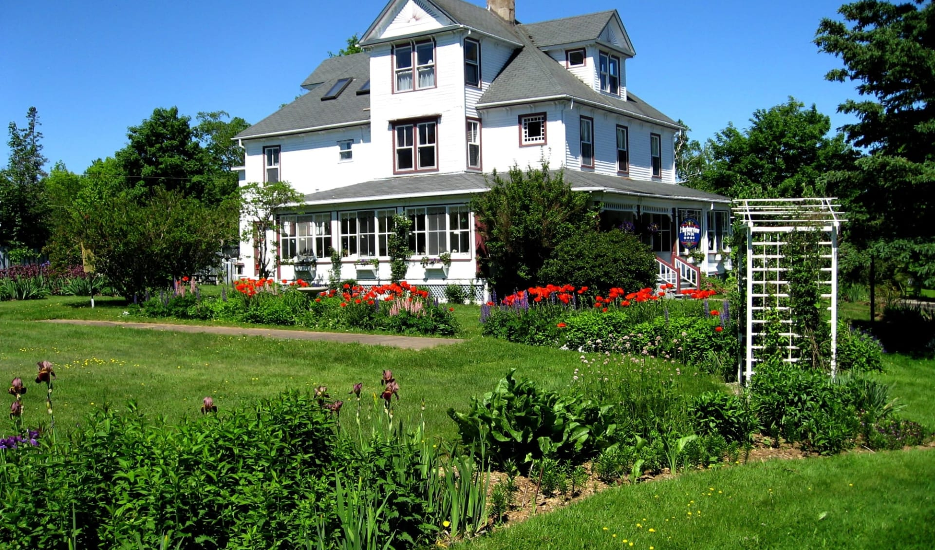 Harbourview Inn in Digby - Smiths Cove:  Exterior_2