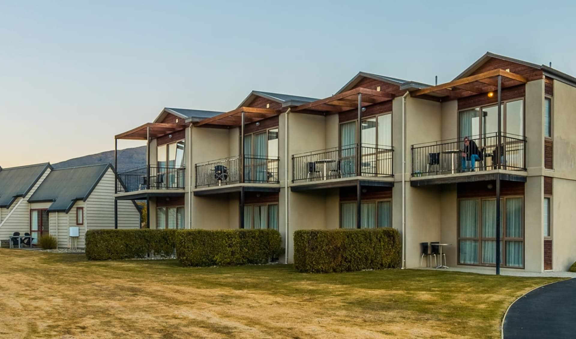 Oakridge Resort Wanaka:  Exterior