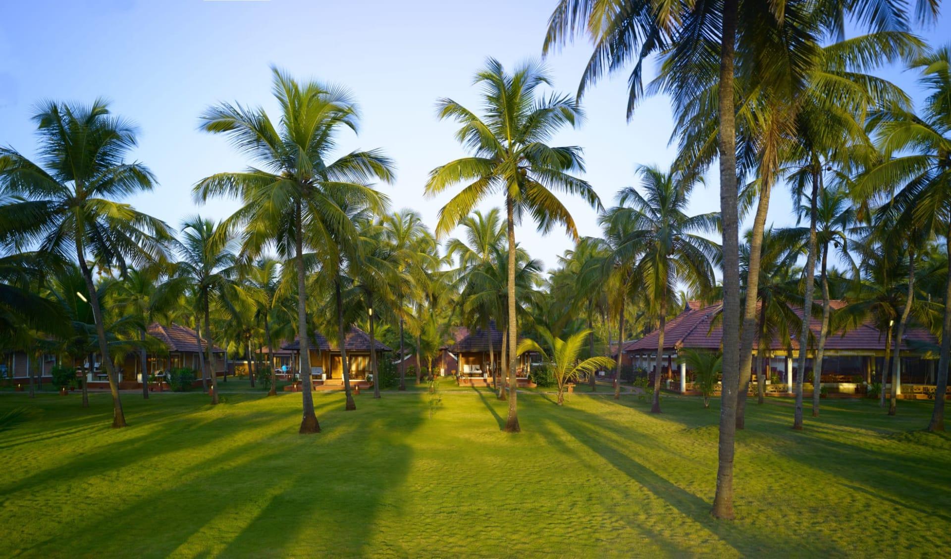 Nattika Beach Ayurveda Resort in Kochi: Exterior