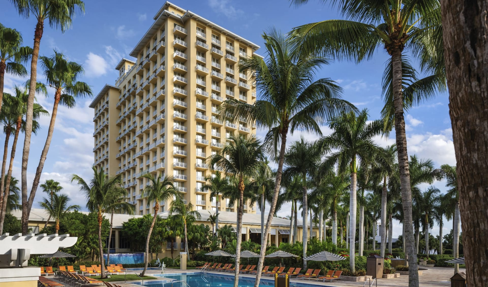 Hyatt Regency Coconut Point Resort & Spa in Bonita Springs: Aussenansicht