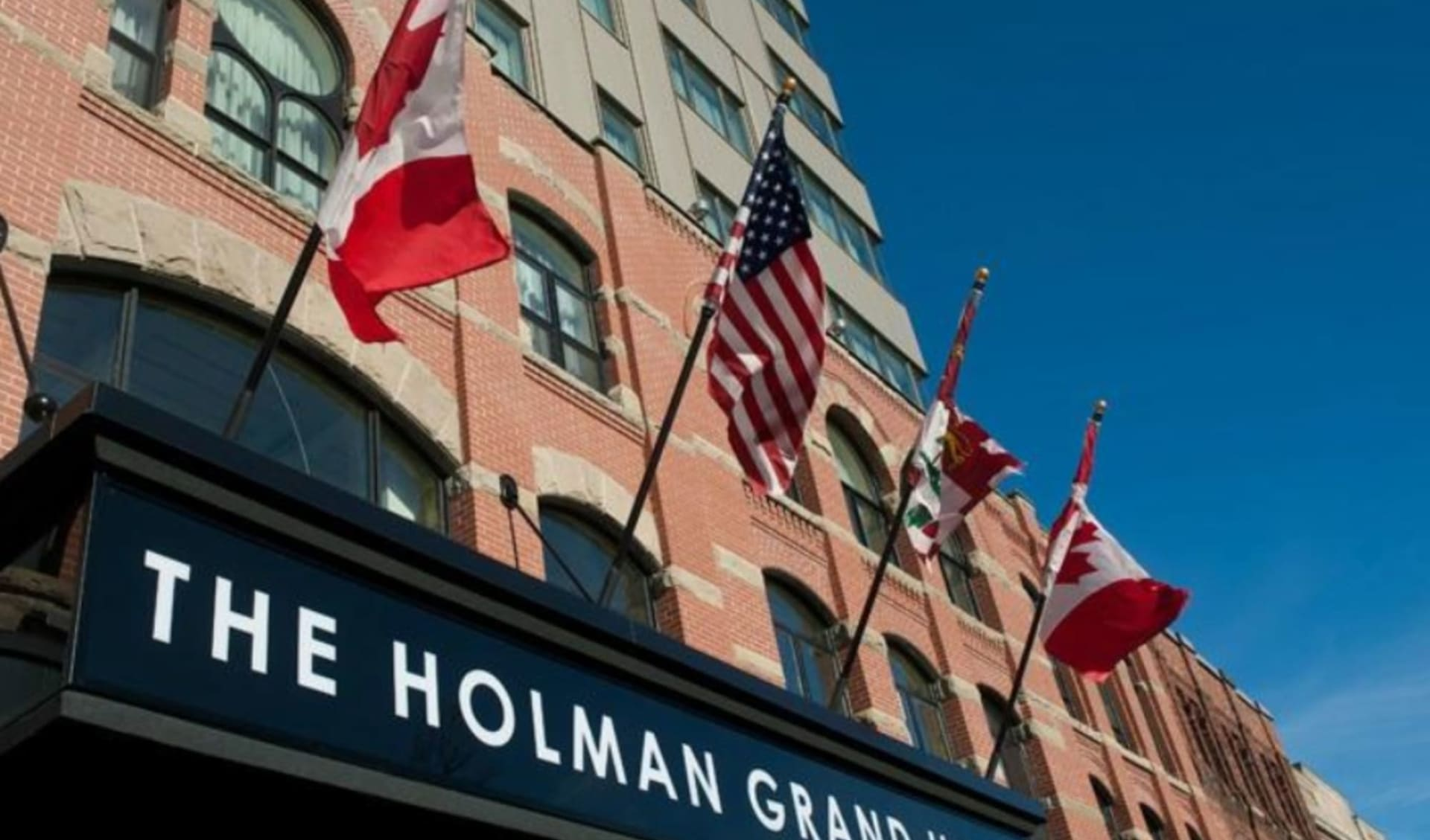 The Holman Grand Hotel in Charlottetown:  exterior_The Holman Grand Hotel_Front