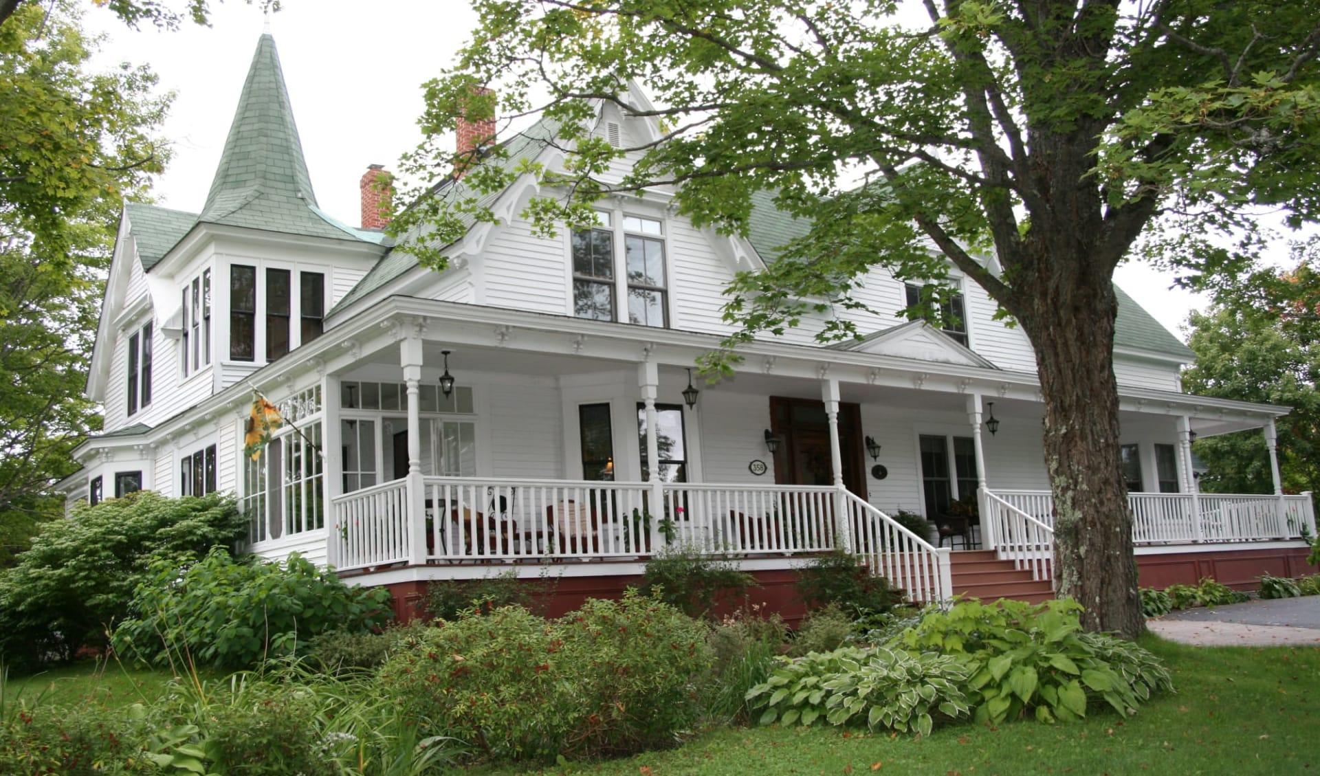 Gillespie House Inn in Parrsboro: Aussenansicht