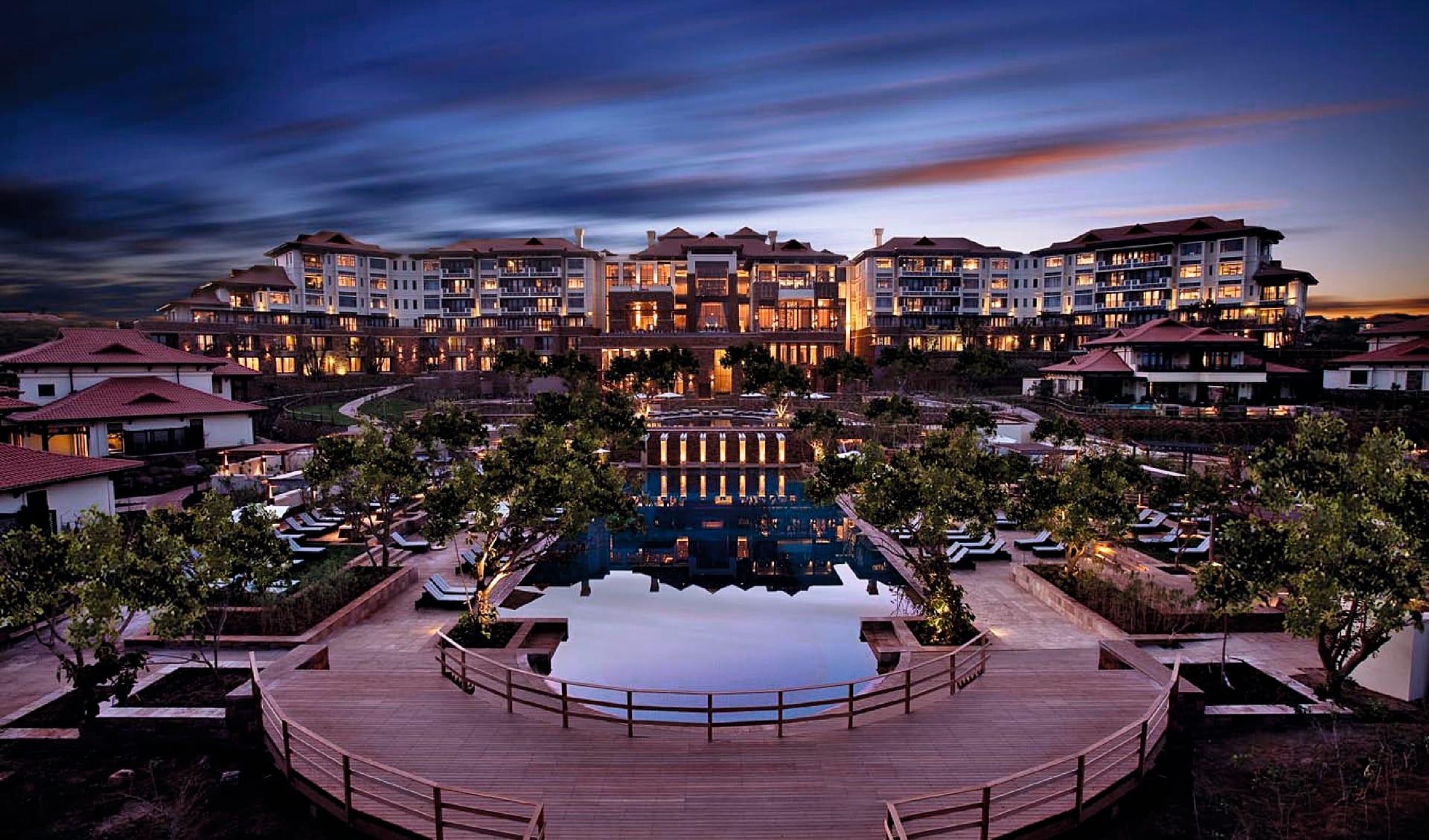 Fairmont Zimbali Resort in Ballito: Fairmont Zimbali Resort - Blick über gesamtes Resort