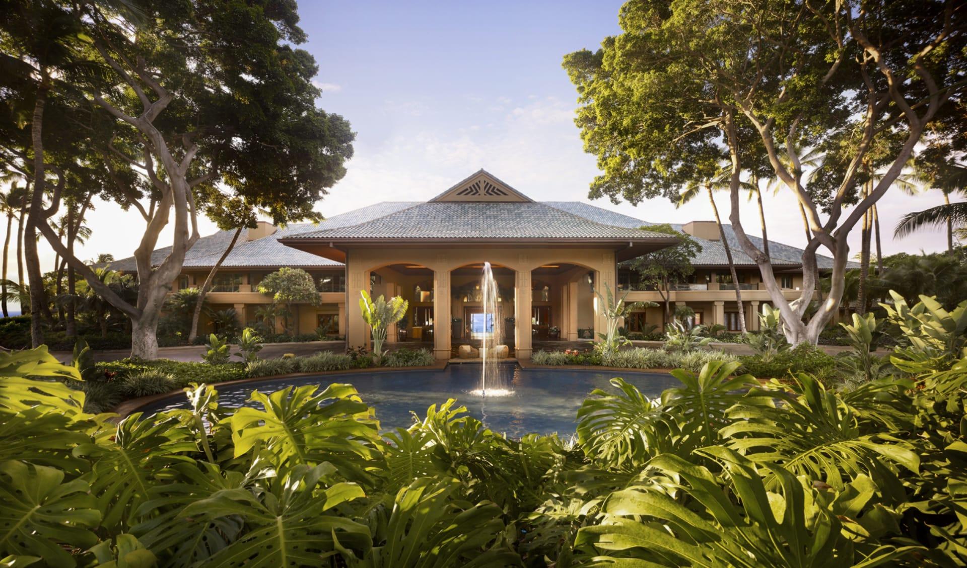 Four Seasons Lanai Resort:  Four Seasons Lanai Resort - MAN_1254