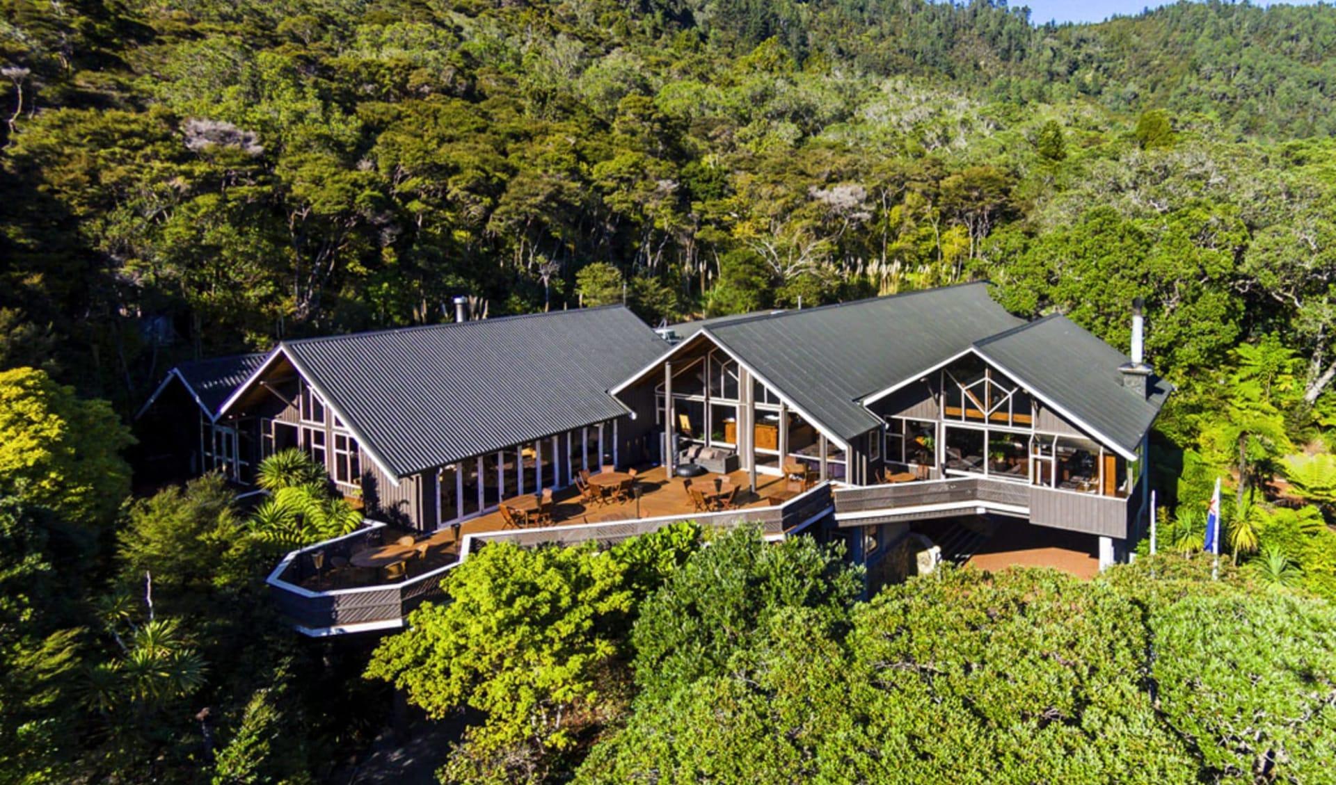 Grand Mercure Puka Park Resort in Pauanui: exterior Grand Mercure Puka Park Resort - Aussenansicht Hotel CAccor