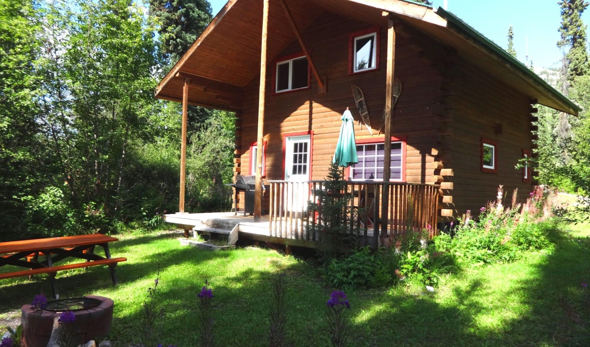 Little Atlin Lodge:  Guesthouse SPRUCE