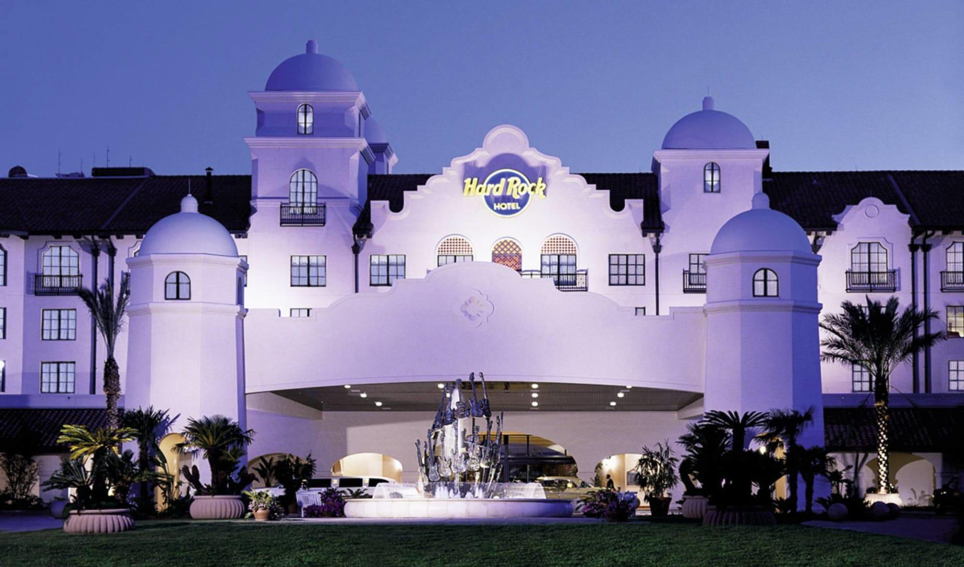Hard Rock Hotel Orlando:  Hard Rock Hotel Orlando - Hotelansicht