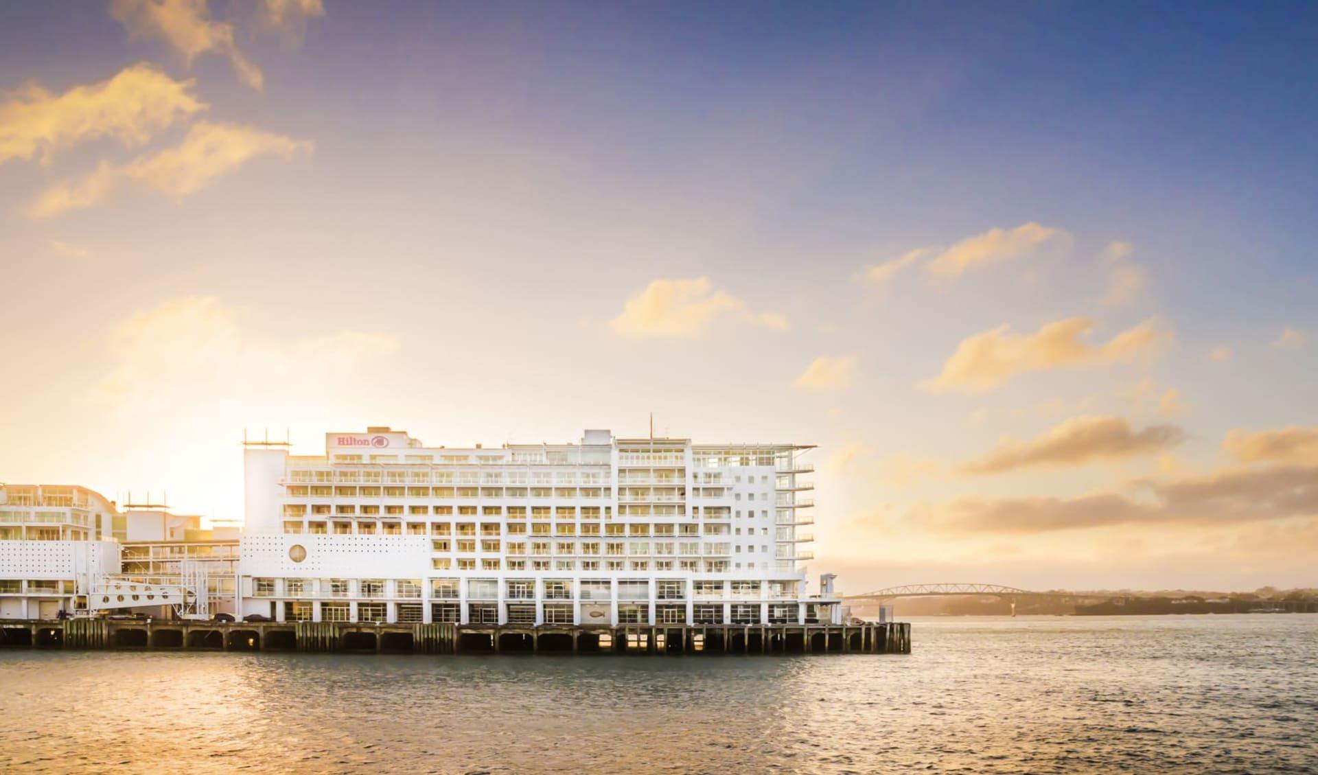 Hilton Auckland:  Hilton Auckland_Exterior 2