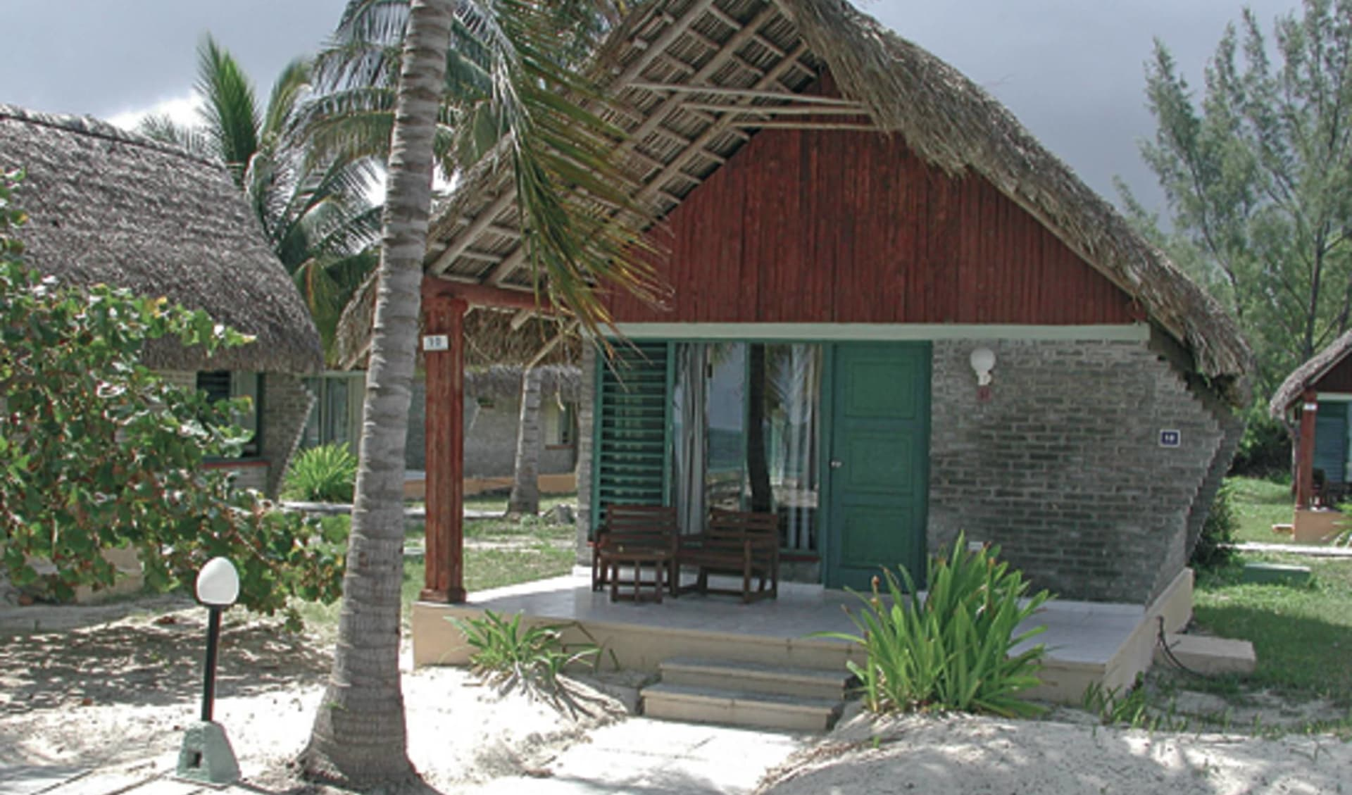 Horizontes Cayo Levisa: exterior horizontes cayo levisa bungalow