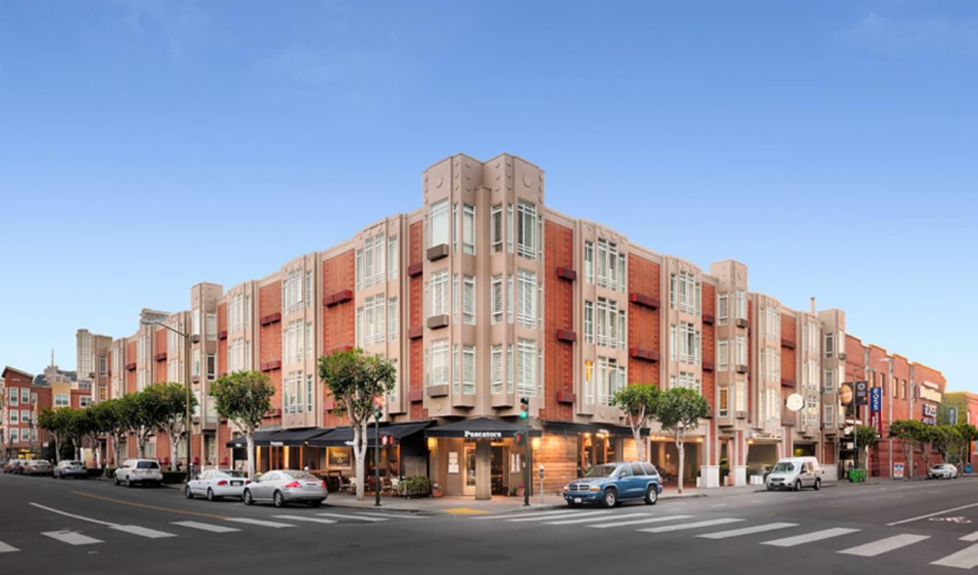 Hotel Zoe Fisherman's Wharf in San Francisco: Exterior_Hotel Zoe_Aussenansicht_ATI