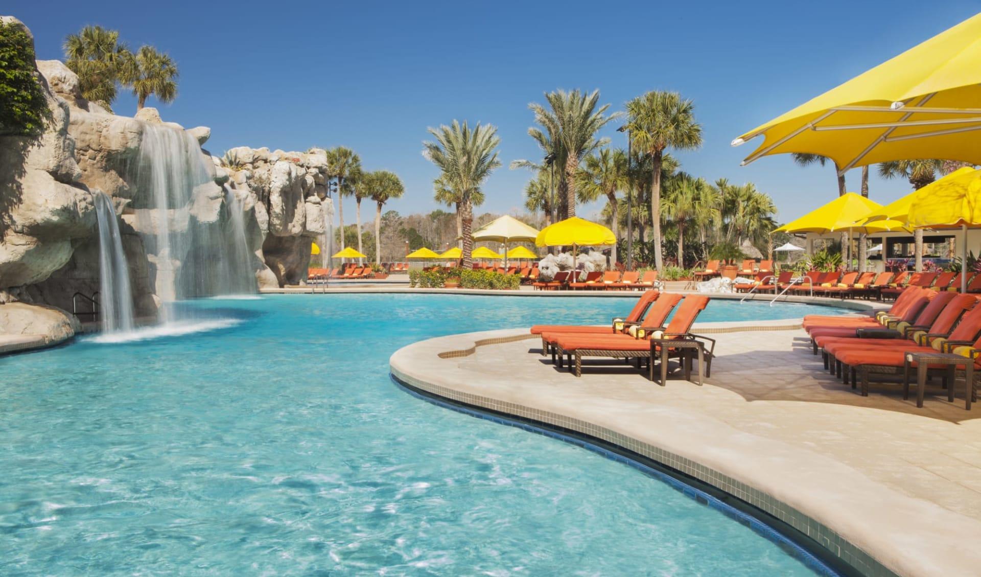 Hyatt Regency Grand Cypress in Orlando:  Hyatt Regency Grand Cypress - Pool
