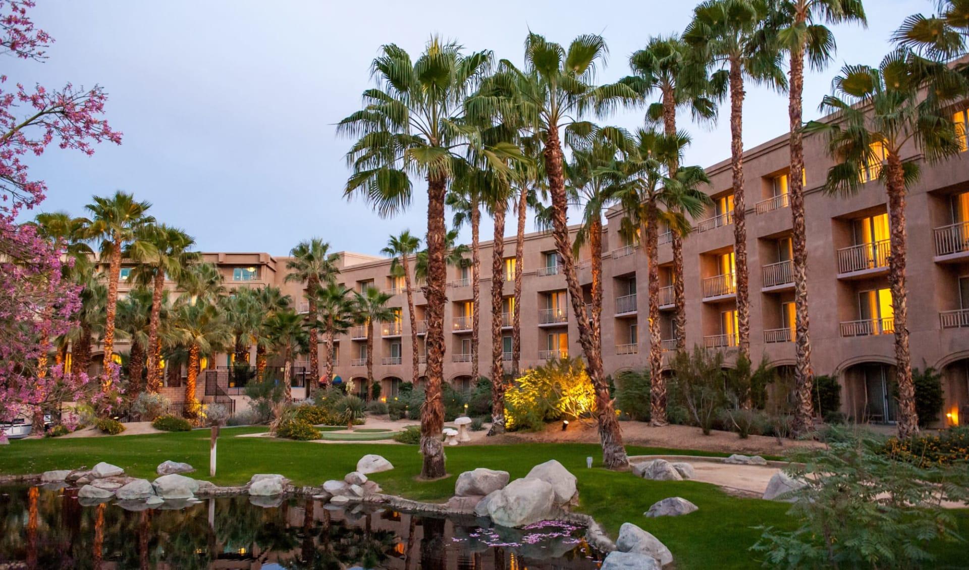 Hyatt Regency Indian Wells Resort & Spa: Exterior_Hyatt Regency Indian Wells_Aussenansicht