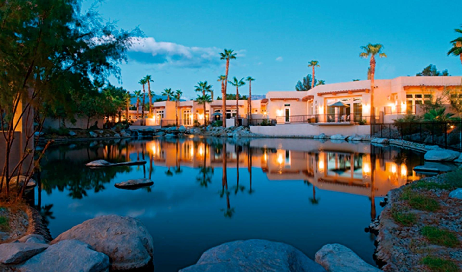 Hyatt Regency Indian Wells Resort & Spa: exterior hyatt regency indian wells resort and spa see hotel palmen
