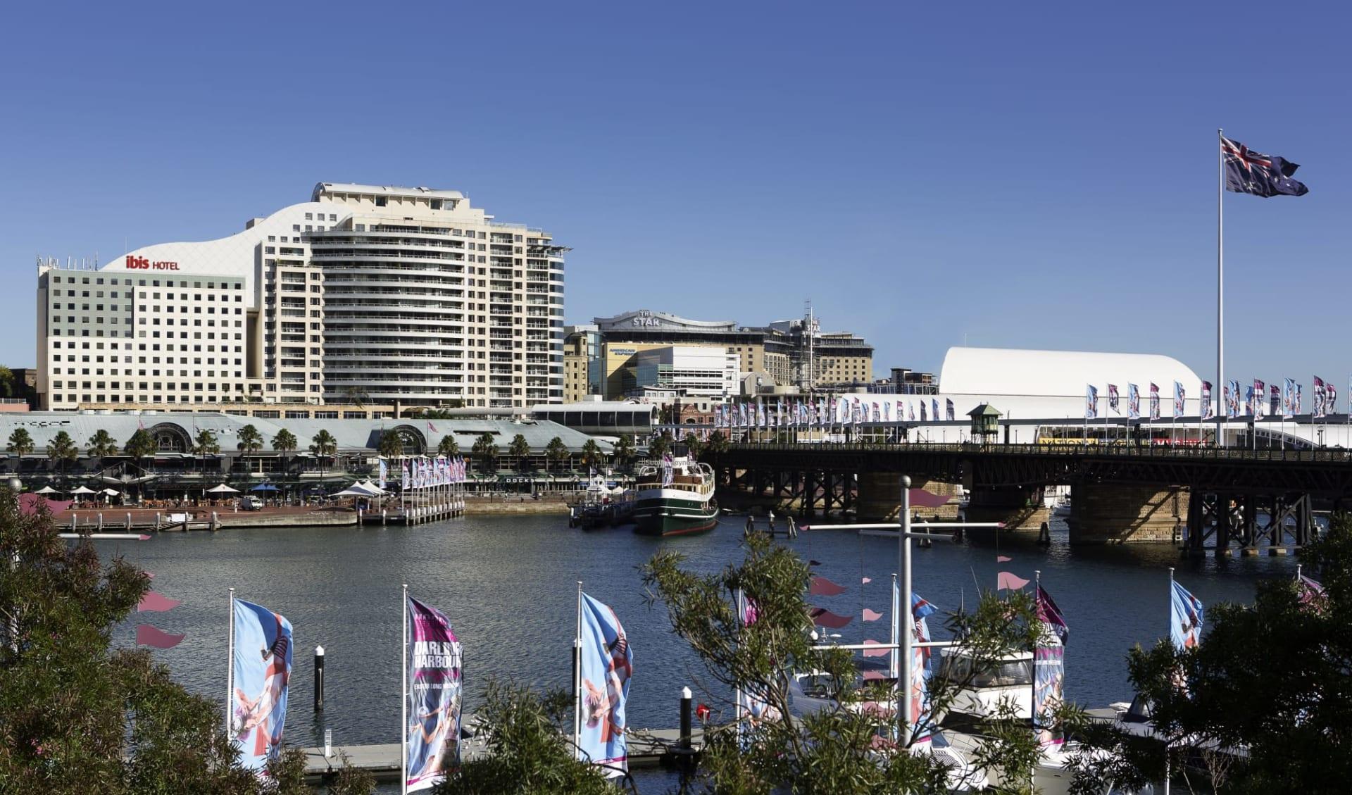 Ibis Sydney Darling Harbour: Exterior Ibis Sydney Darling Harbour Aussen Ansicht