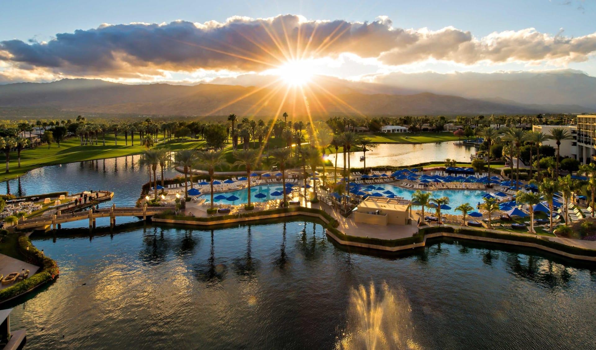 JW Marriott Desert Springs Resort & Spa in Palm Desert: Exterior_JW Marriott Desert Spring_Aussenansicht