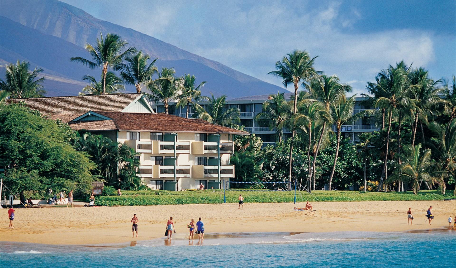 Kaanapali Beach Hotel in Lahaina - Maui: Exterior_Kaanapali Beach Hotel_Aussenansicht_ATI