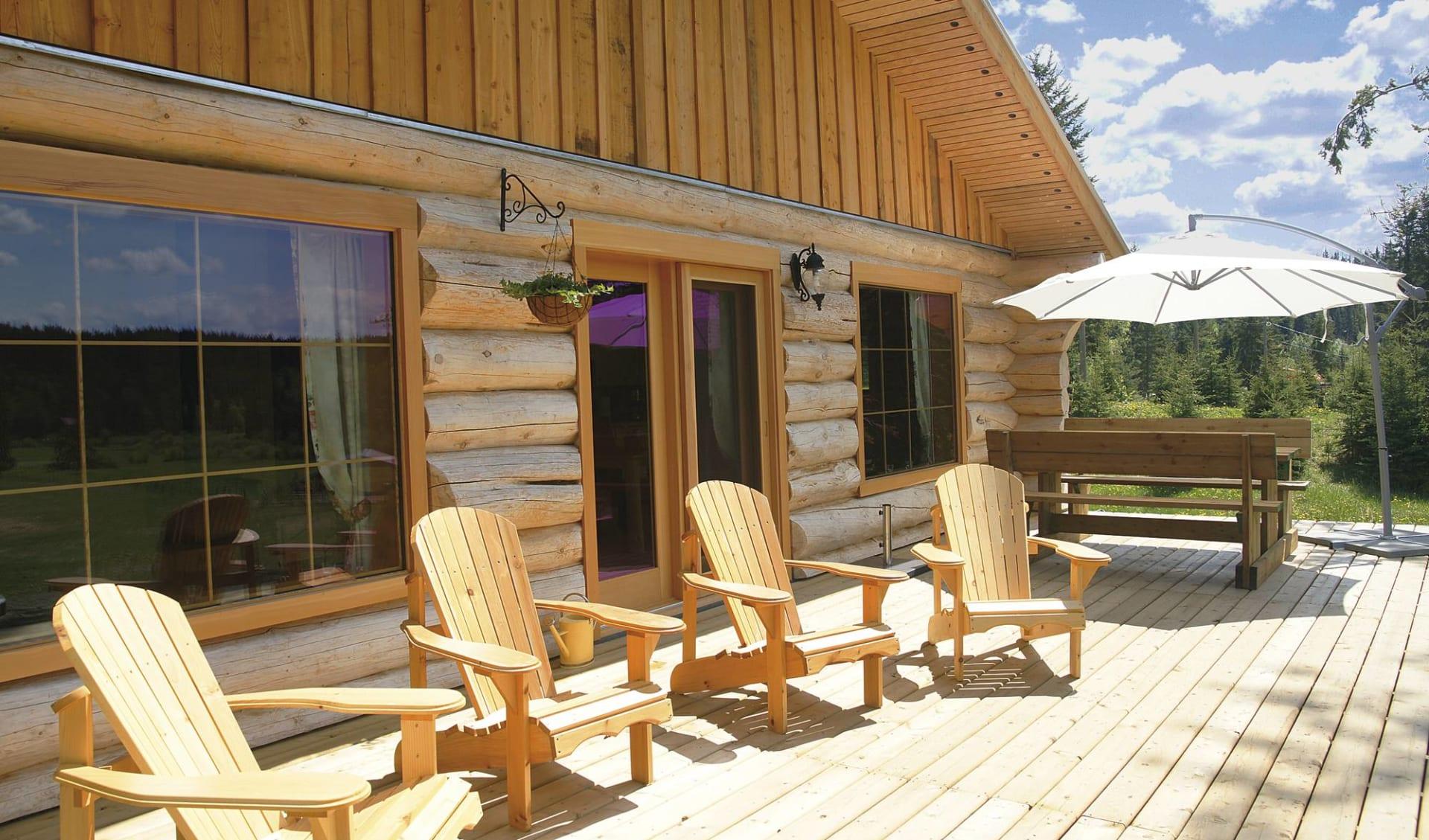 Kayanara Guest Ranch in Eagle Creek:  Kayanara Guest Ranch