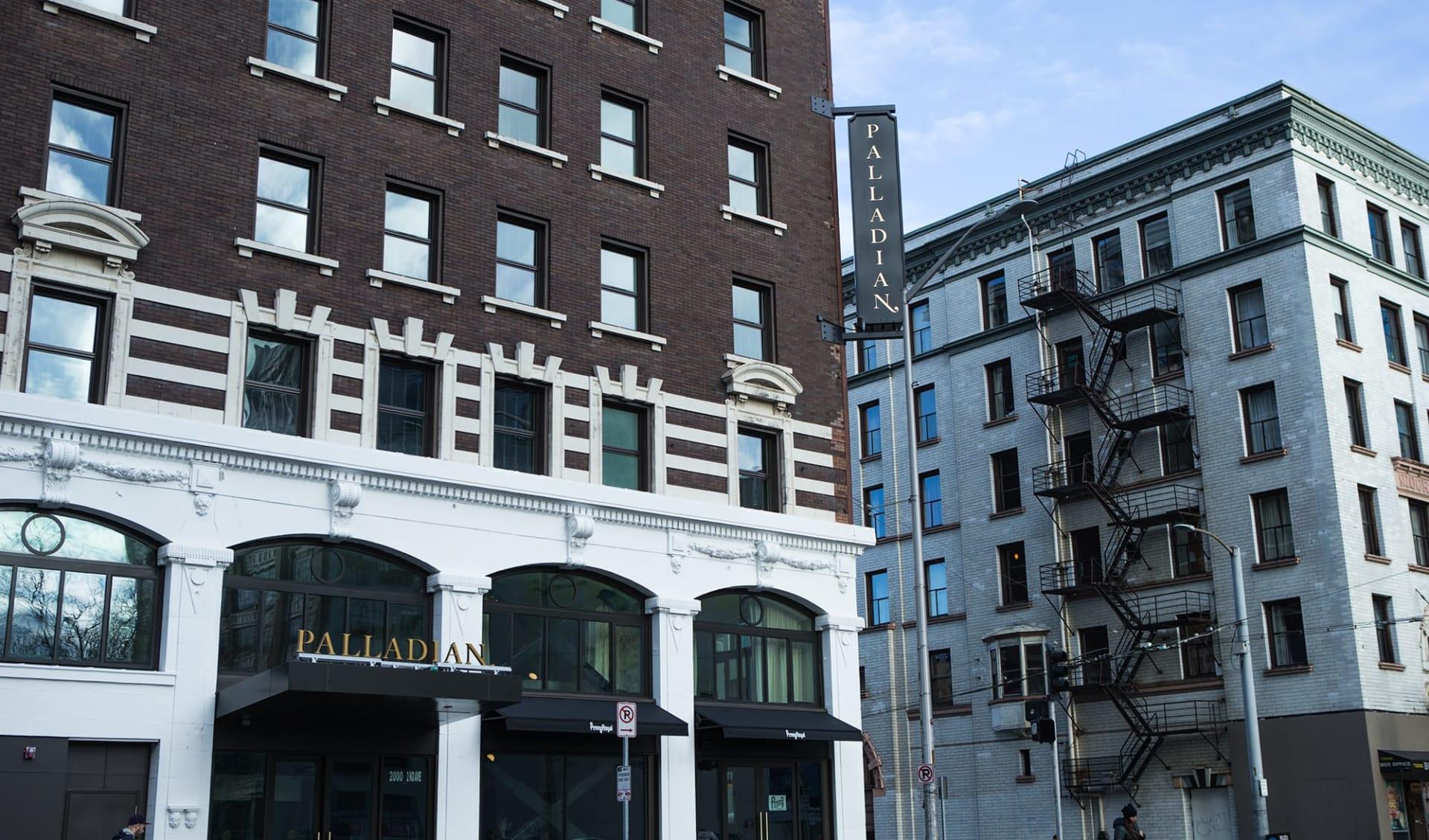 The Palladian Hotel in Seattle: Exterior_Kimpton Palladian Hotel_Hotel_BON