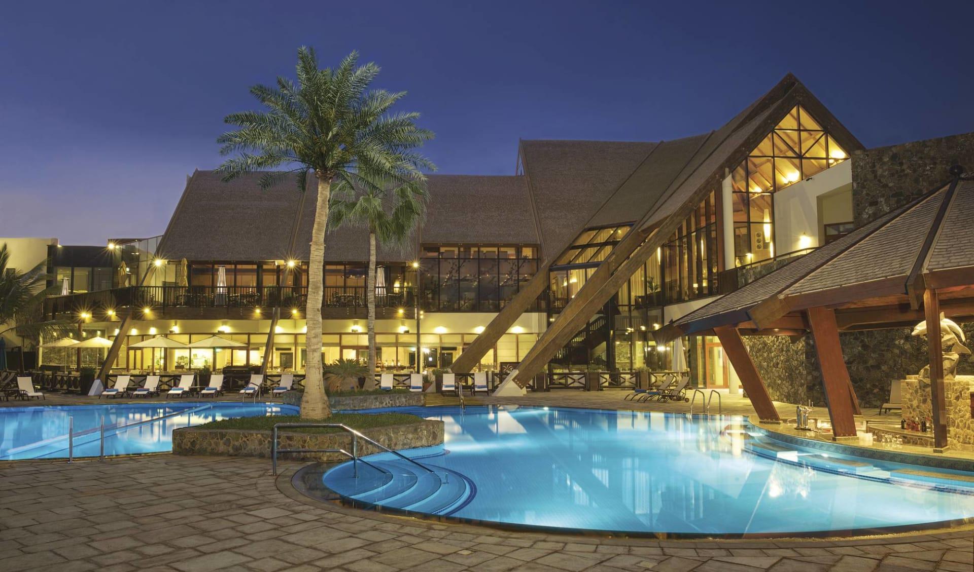 JA Palm Tree Court in Dubai: