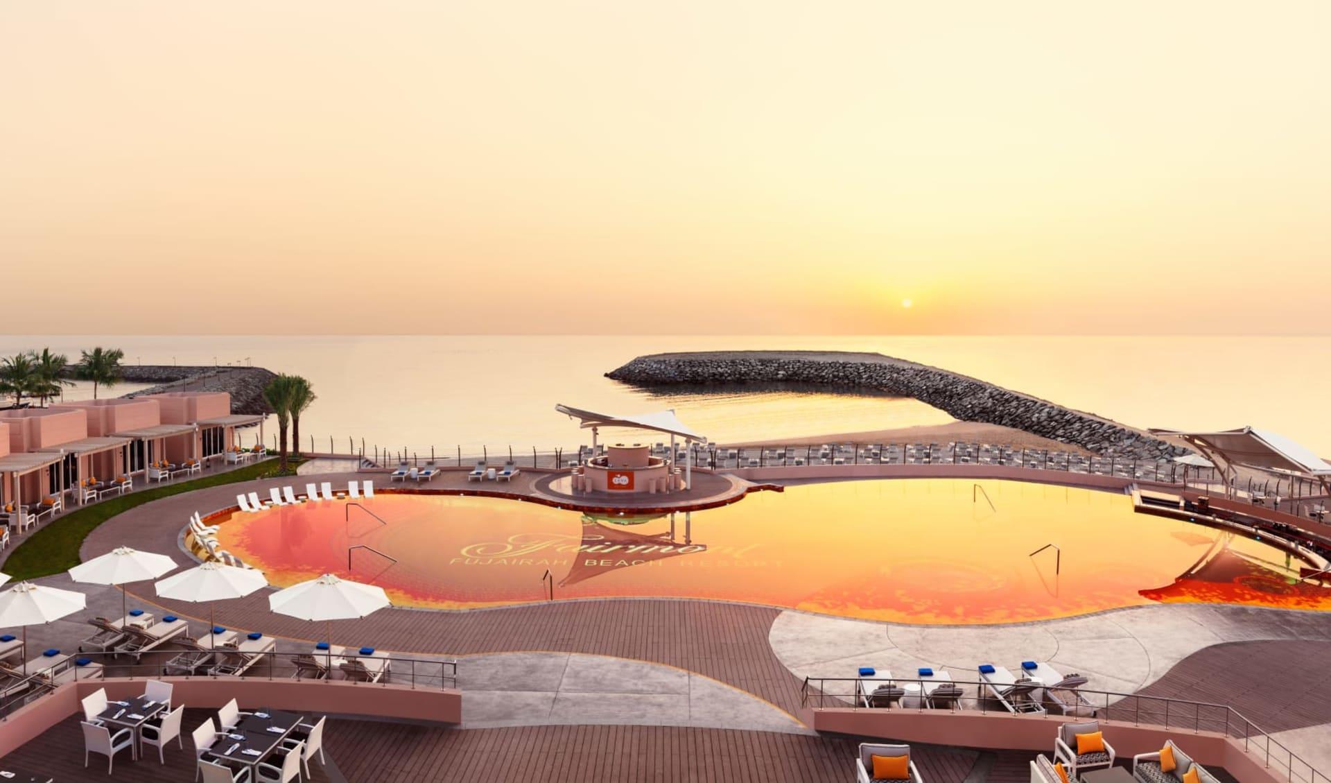 Fairmont Fujairah Beach Resort: