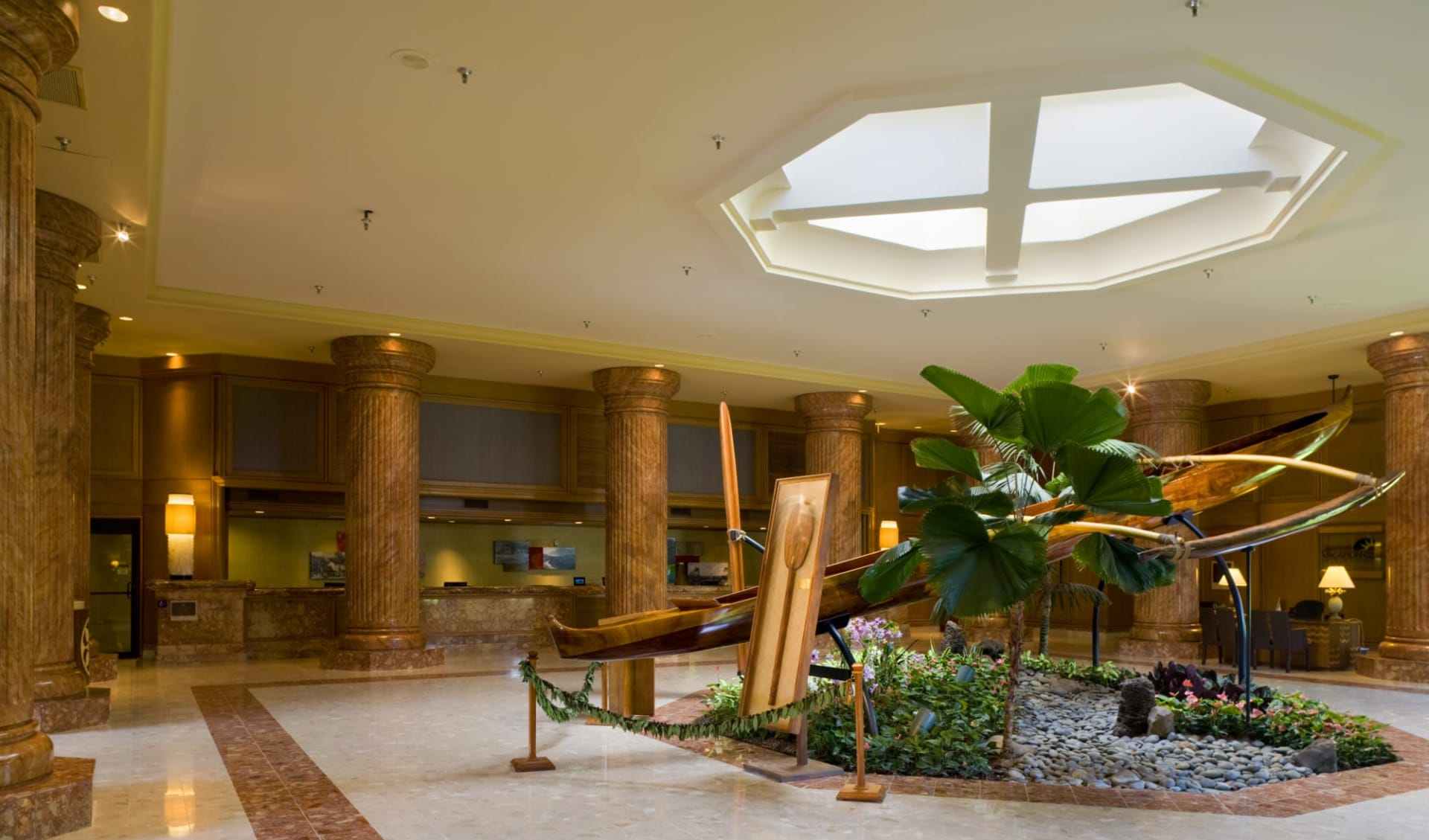 Royal Sonesta Kaua'i Resort Lihue in Lihue - Kauai:  Lobby