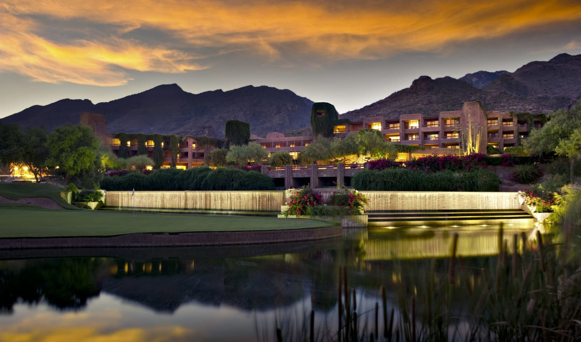 Loews Ventana Canyon Resort in Tucson: Loews Ventana Canyon Resort - Aussenansicht