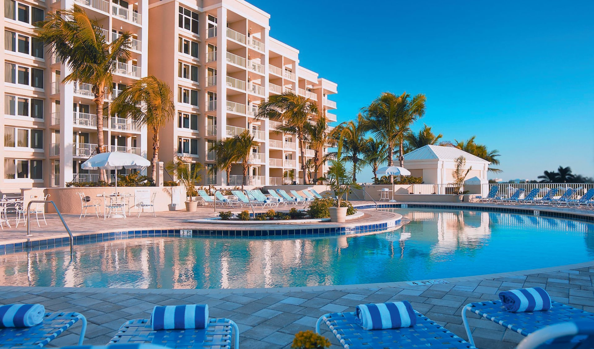 Marco Beach Ocean Resort in Marco Island: exterior marco beach ocean resort pool