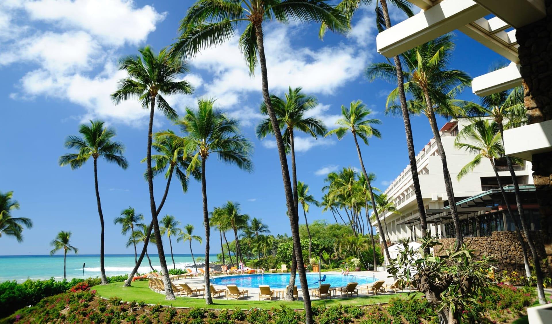 Mauna Kea Beach Hotel in Waikoloa: Exterior_Mauna Kea Beach Hotel_Aussenansicht 2 _Bonotel