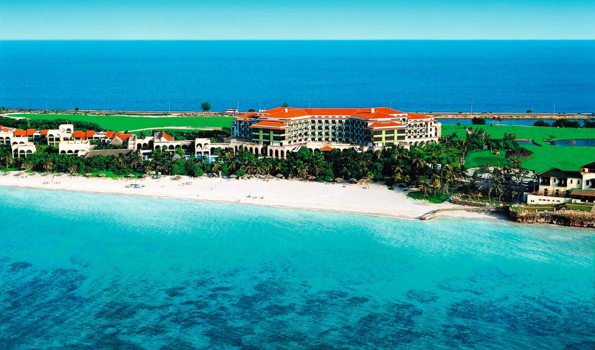 Melia Las Americas in Varadero: exterior mélia las américas meer hotel