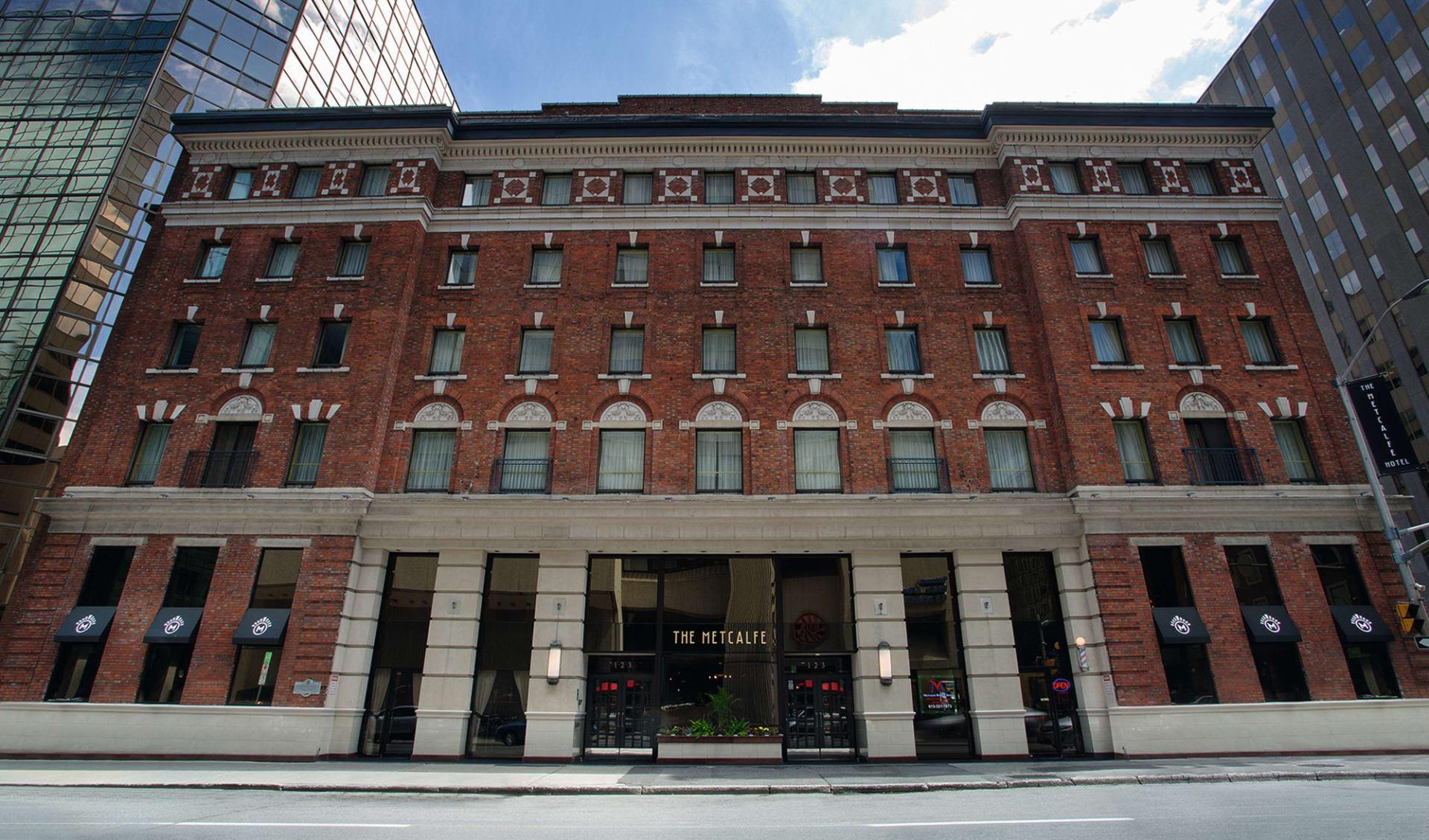 Metcalfe Hotel in Ottawa: exterior_Metcalfe Hotel, Ottawa