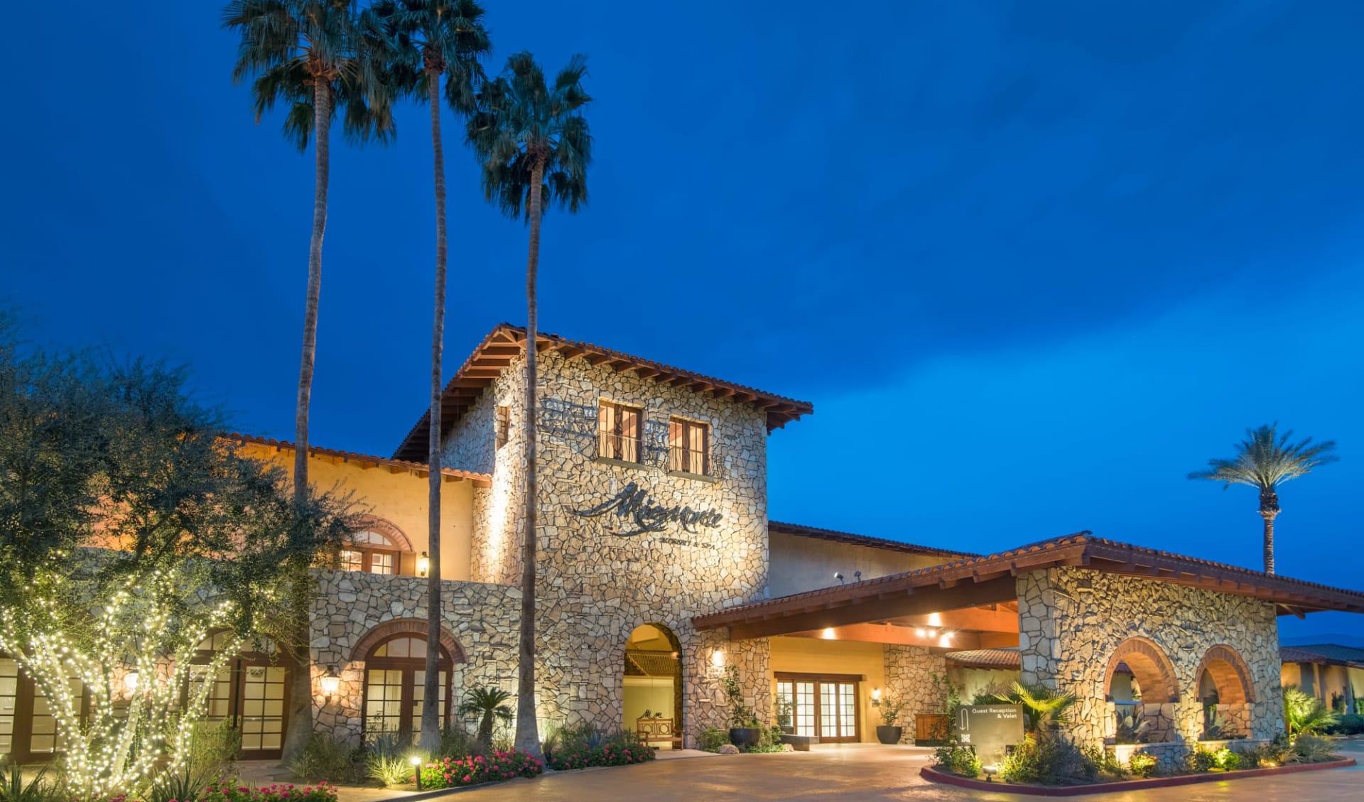 Miramonte Indian Wells Resort & Spa: Exterior_Miramonte Resort & Spa_Hotel