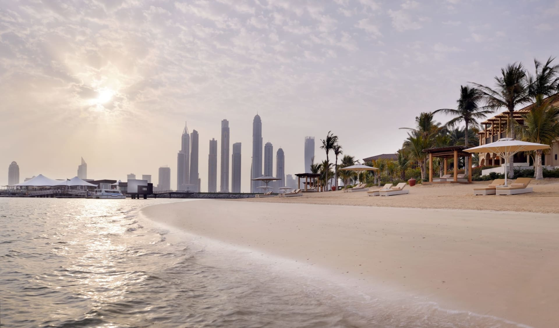 One&Only The Palm in Dubai: