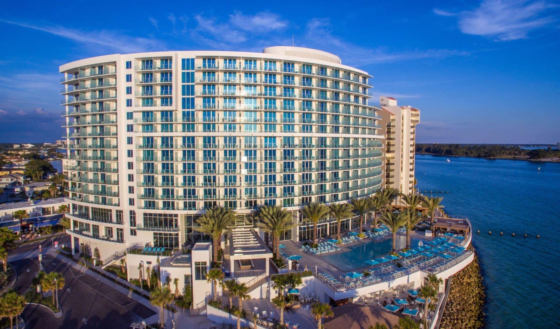 Opal Sands Resort in Clearwater Beach: Exterior_Opal Sands Resort_Aussenansicht