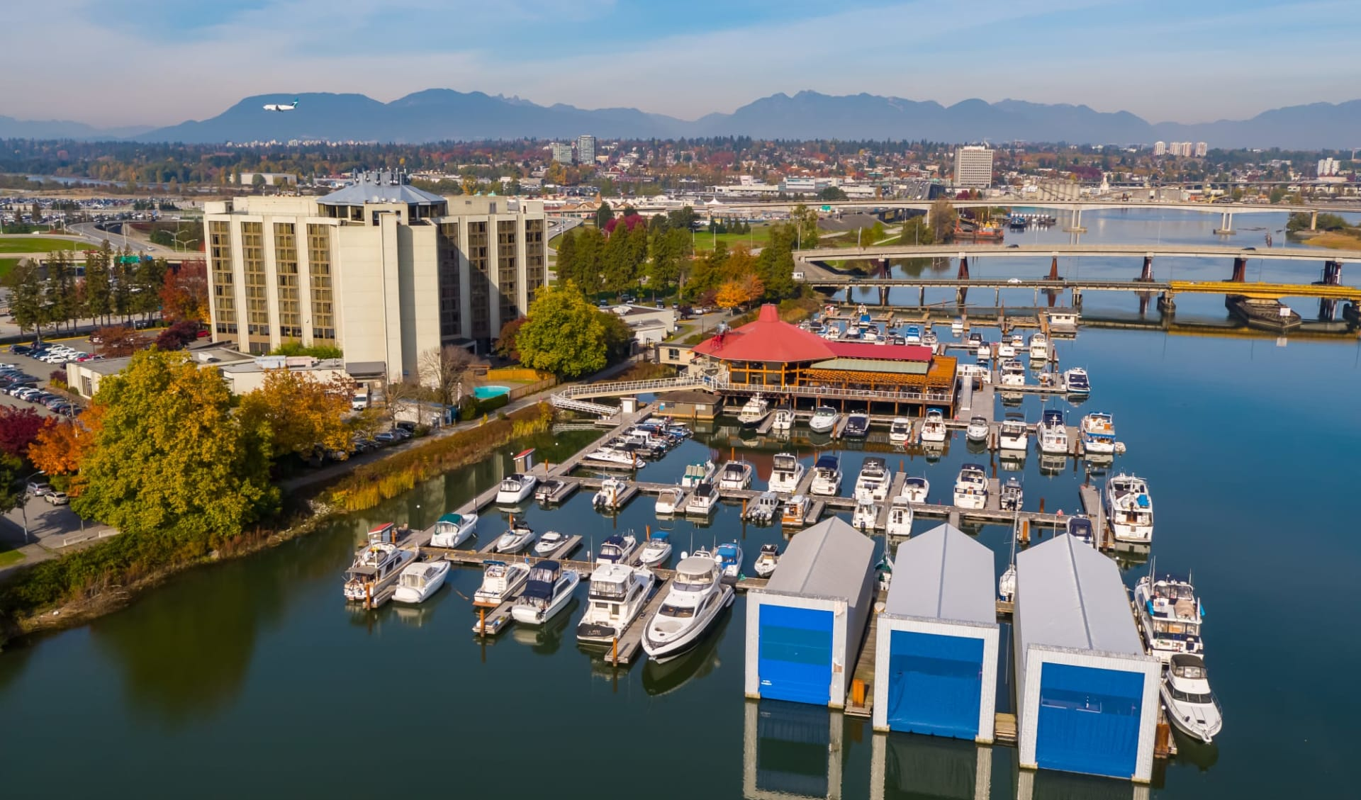 Pacific Gateway Hotel Vancouver Airport in Richmond:  Pacific Gateway Hotel
