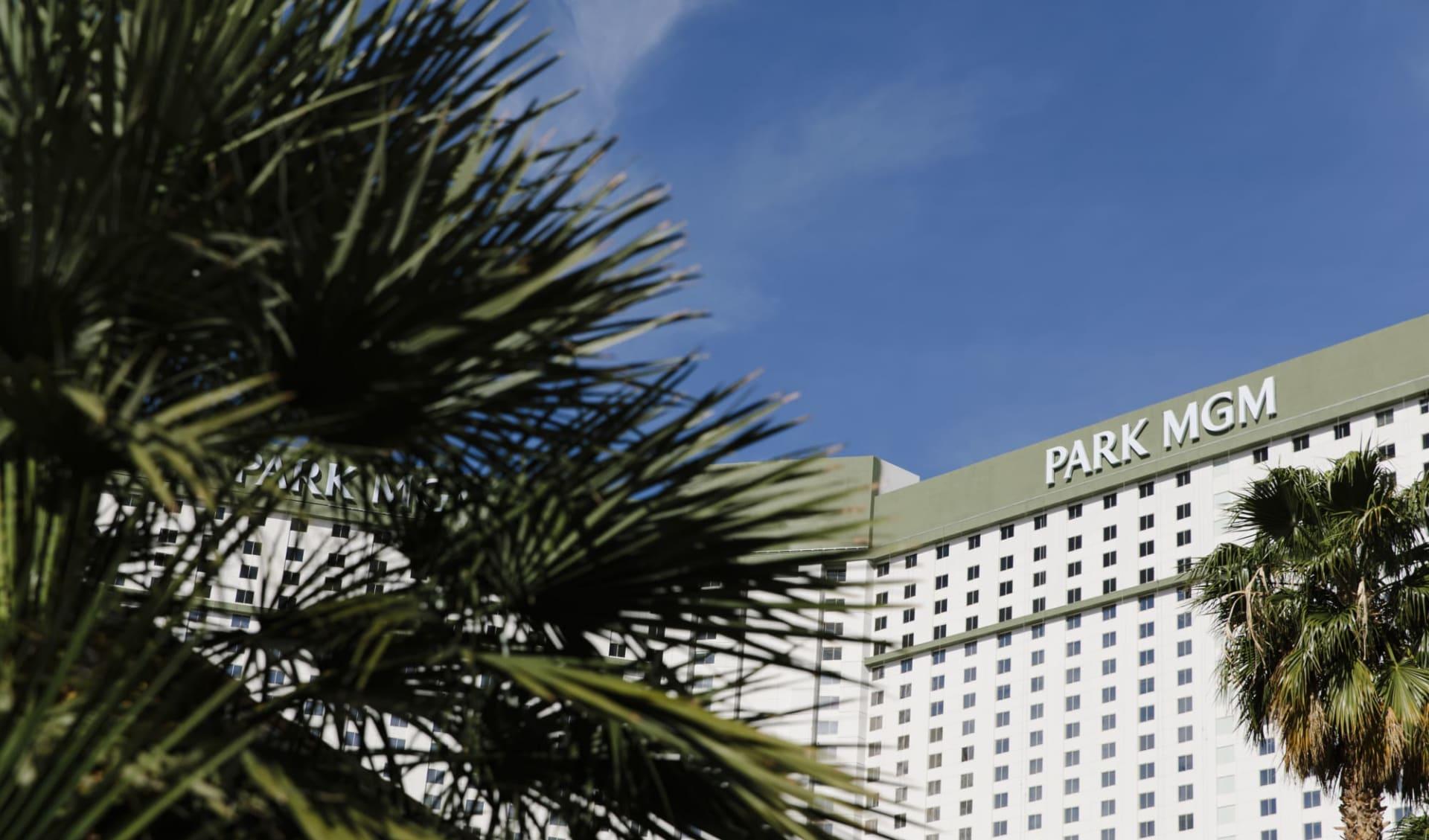 Park MGM Las Vegas: Exterior_Park MGM_Aussenansicht_Bonotel