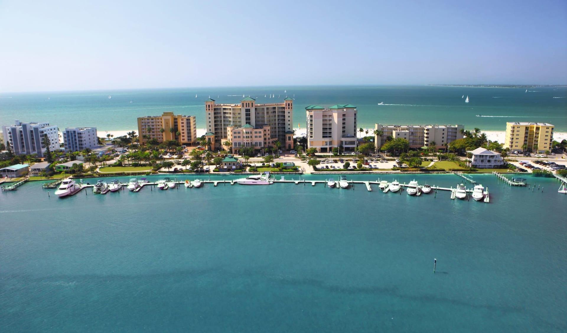 Pink Shell Beach Resort in Fort Myers:  Pink Shell Beach Resort - Aussenansciht