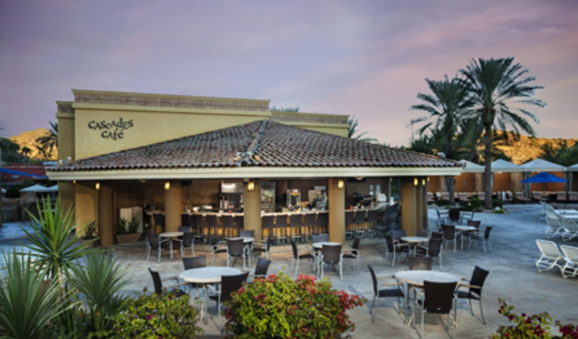 Pointe Hilton Tapatio Cliffs Resort in Phoenix:  Pointe Hilton Tapatio