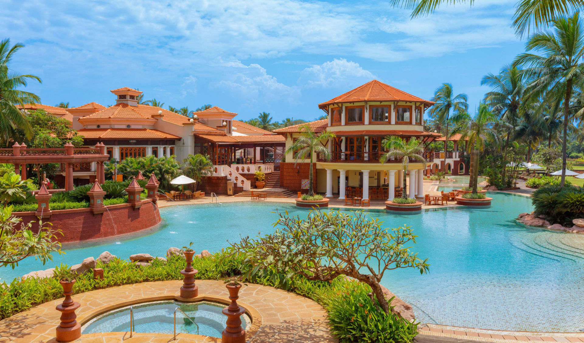 ITC Grand Goa Resort & Spa: Pool