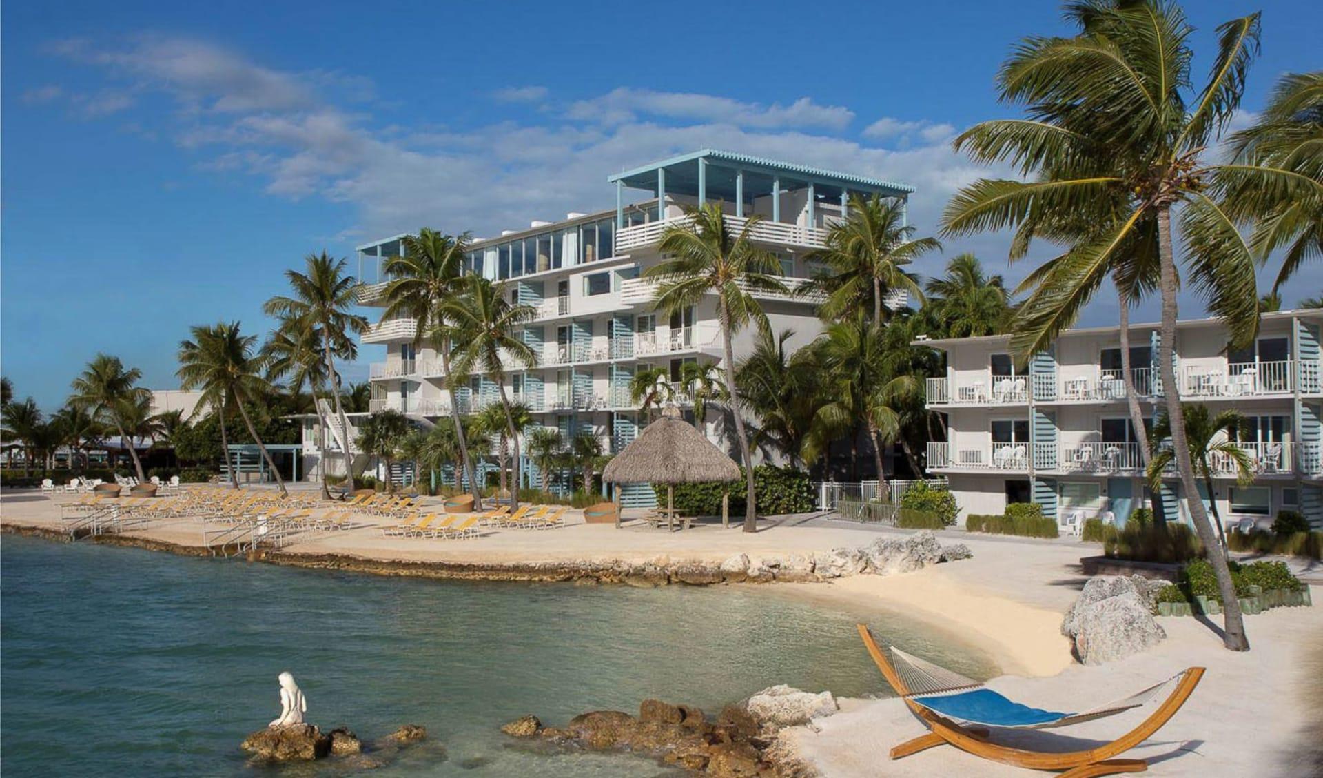 Postcard Inn Beach Resort Islamorada:  Postcard Inn Islamorada_Aussenansicht_HOTELWEBSITE