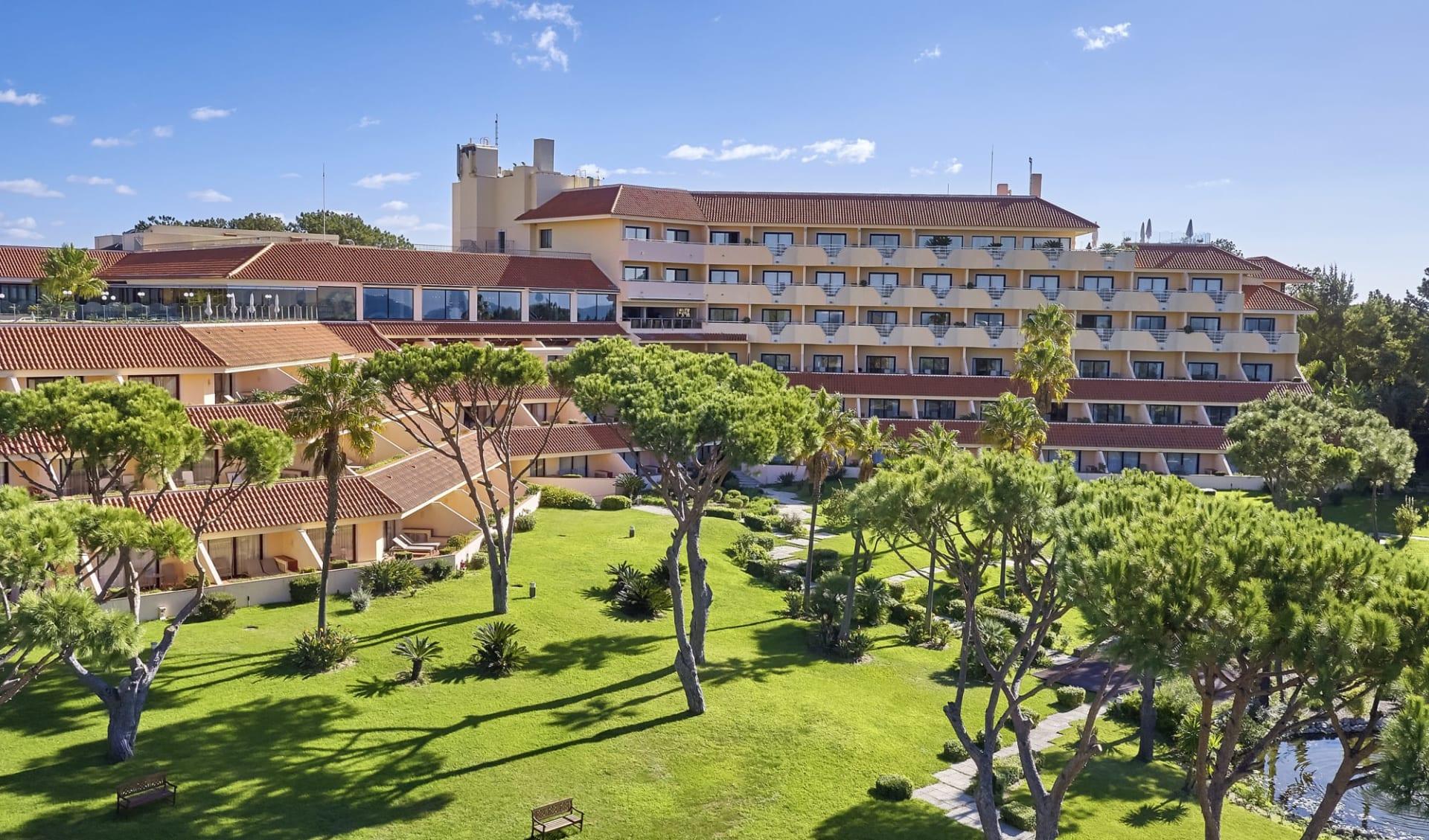 Quinta do Lago in Almancil: Quinta do Lago - Garten und Hotel