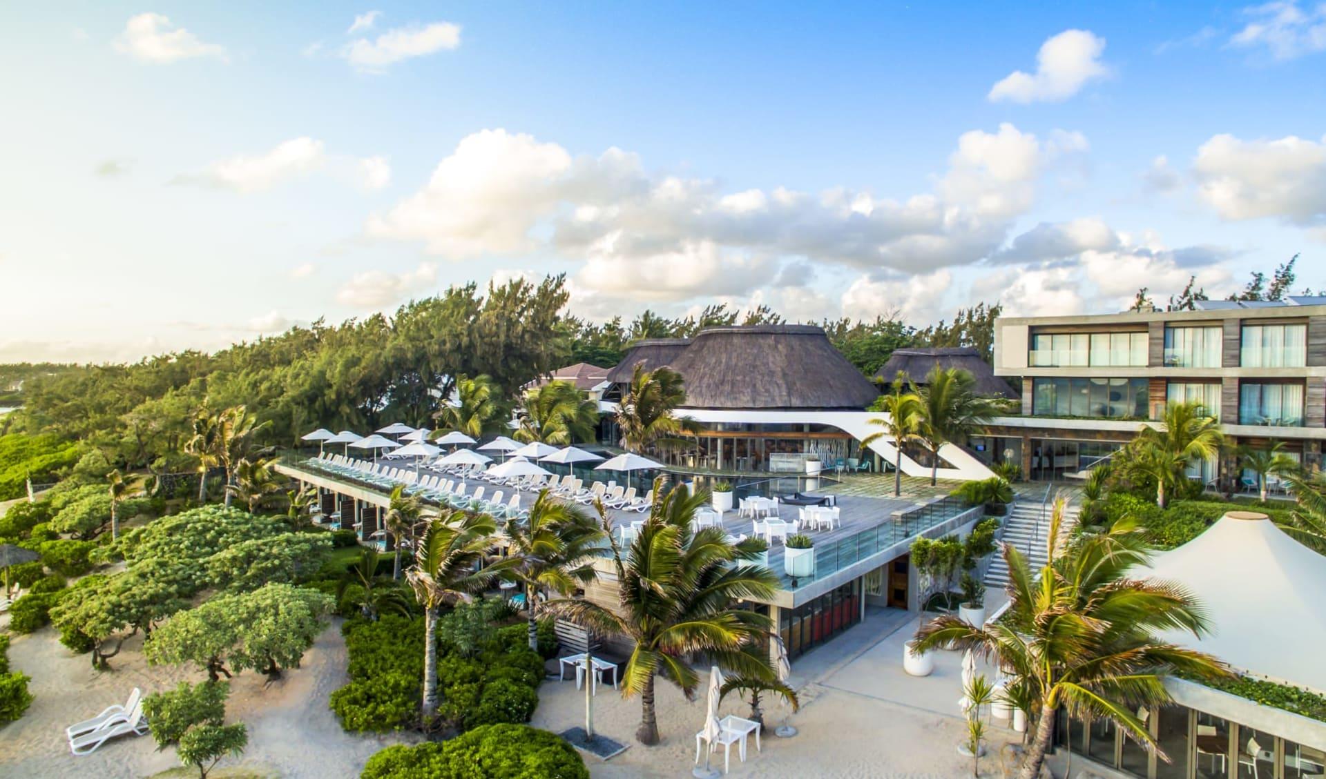 Radisson Blu Poste Lafayette Resort & Spa: RBPL_Aerial01