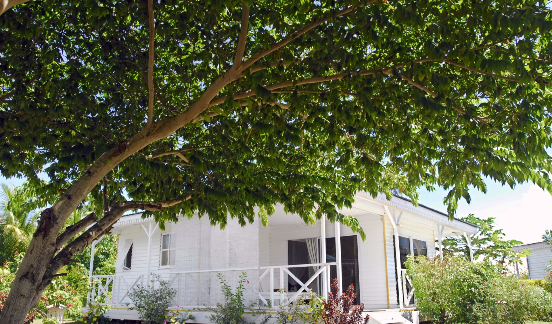 Hôtel Opoa Beach in Raiatea:  RFP Htl Opoa Beach Bungalows 45