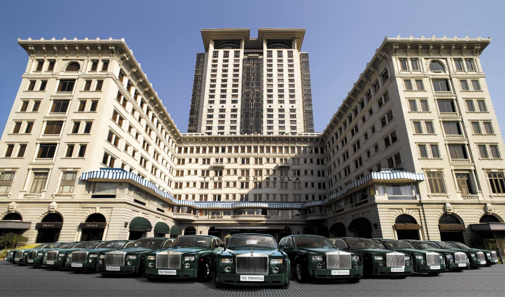 The Peninsula Hong Kong: Rolls-Royce Fleet