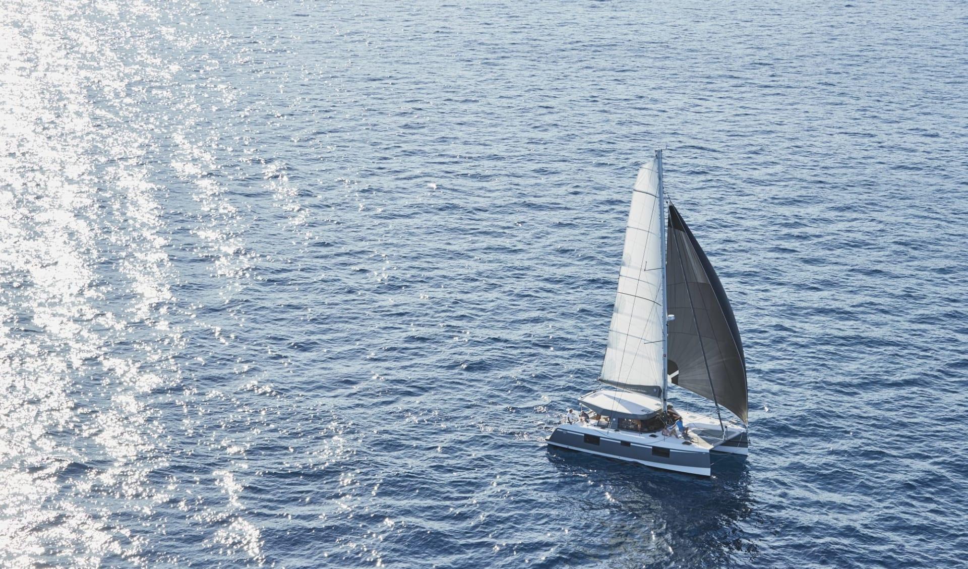 Discovery of Mauritius ab Tamarin: exterior: Sea Spirit