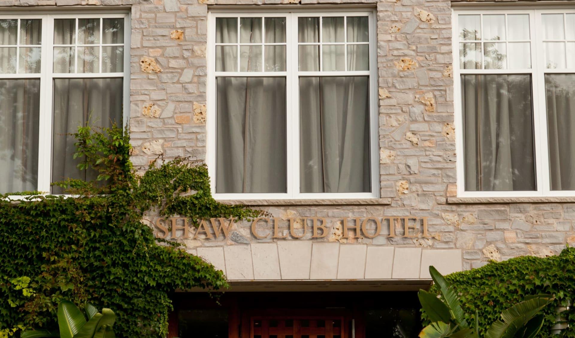 Shaw Club Hotel in Niagara on the Lake: Exterior_Shaw Club Hotel_Aussenansicht_Jonview