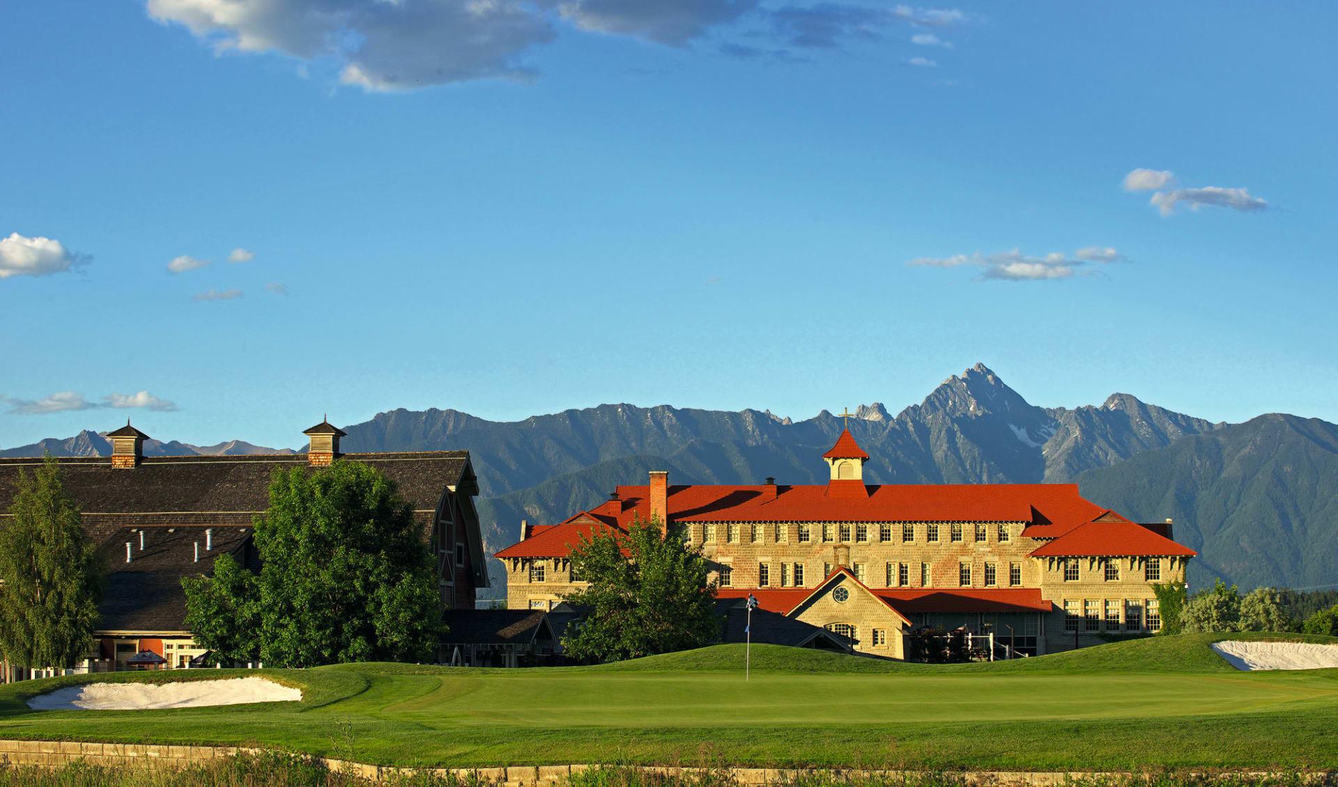 St. Eugene Golf Resort & Casino in Cranbrook:  St. Eugene Golf Resort, Cranbrook (BC)