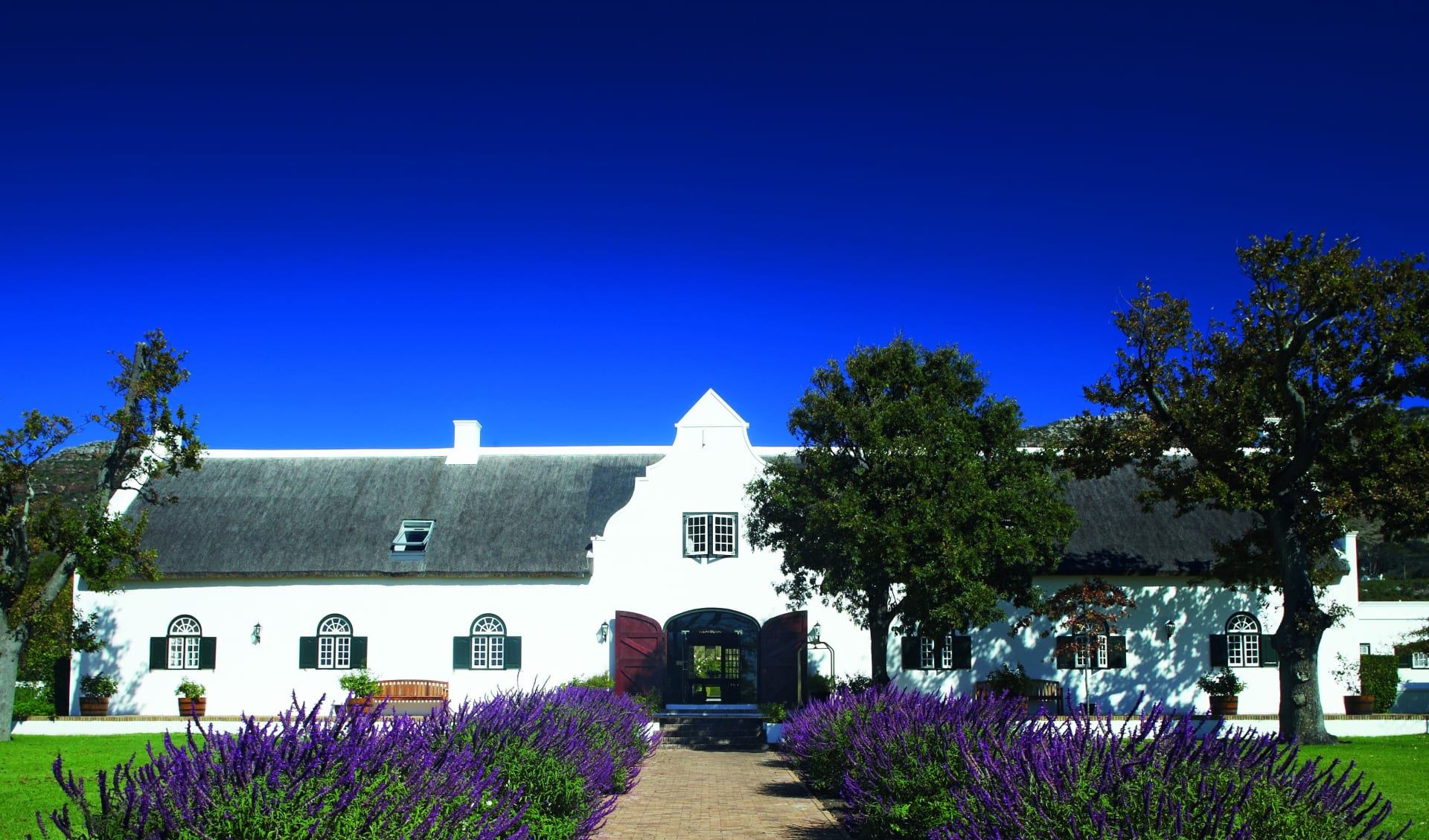 Steenberg Hotel & Golf Estate in Kapstadt: Steenberg Hotel & Golf Estate - Hauptgebäude