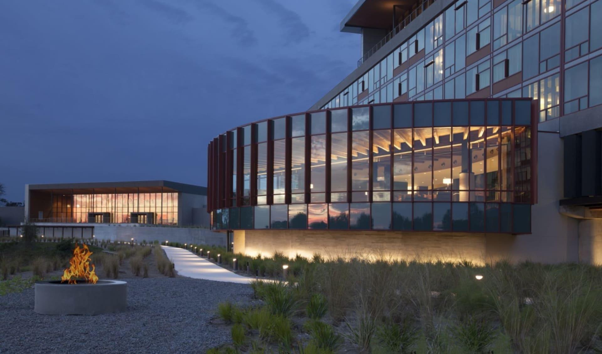 Streamsong Resort & Spa in Tampa: Streamsong Resort & Spa - Aussenansicht